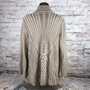 Style and co knit cardigan sweater Large